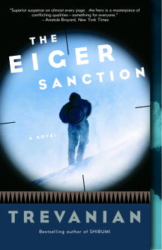 The Eiger Sanction by Trevanian - Crown edition 2005 cover