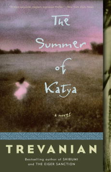 The Summer of Katya by Trevanian - Crown edition 2005 cover
