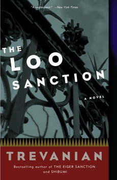 The Loo Sanction by Trevanian - Crown edition 2005 cover
